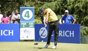 Etulain, nuevo líder del Zurich Argentina Swing