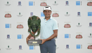 Ben Polland cruises to a four-stroke victory in Guatemala
