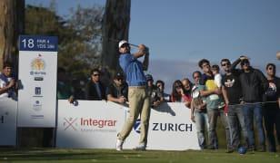 Del Solar comienza al frente del Zurich Argentina Swing