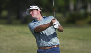 Gallegos, Maguire tied going into weekend in the DR
