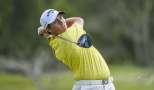 Rookie Gallegos opens three-shot bulge with 18 holes left in Puerto Plata DR Open