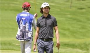 Pablo Rincón es líder en la casa club del Quito Open