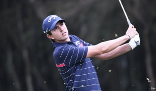 Bogey-free 64 gives Echavarría early Sao Paulo Golf Club Championship lead