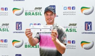 Nesbitt fez história com o primeiro 59 do PGA TOUR Latinoamérica
