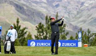 Carranza toma el liderato del Zurich Argentina Swing