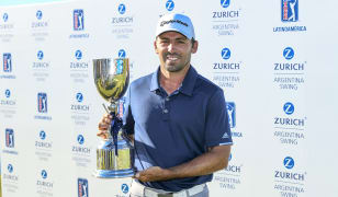 Carranza gana cuarta edición del Zurich Argentina Swing