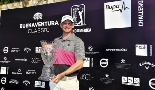 Dominant Wolfe coasts to Buenaventura Classic win