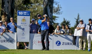 Whitney takes over Zurich Argentina Swing lead