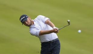 Blanchet plays 27 holes Saturday, leads by one at São Paulo Golf Club Championship