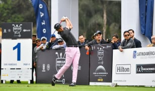 Hilton solidifies its presence in Latin America through golf