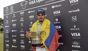 Colombiano Ricardo vence o 114º VISA Open de Argentina