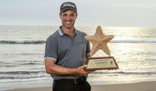 Rocha fires a 62, sets 29-under record to win Estrella del Mar Open