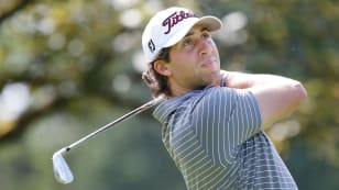 Wind, cool temperatures can't slow Pastore as he leads LOCALiQ Series Championship