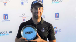 Pastore holds on, wins LOCALiQ Series Championship by one shot