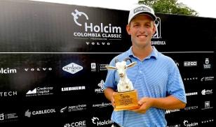 Stevens logra el triunfo en el Holcim Colombia Classic