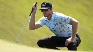 Cook tames PGA Riviera Maya with course-record-setting 66
