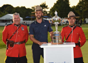 'Honorary Canadian' Johnson rolls to victory at RBC Canadian Open