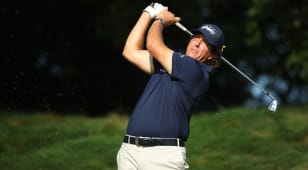 Mickelson trending in right direction again after 'summer lull'