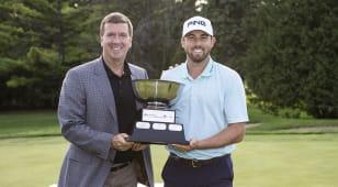 Blake Olson remporte sa première victoire à l'Omnium Placements Mackenzie présenté par Jaguar Laval