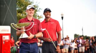 Woods wins TOUR Championship, Rose wins FedExCup