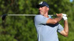Kuchar takes solo lead at Mayakoba Golf Classic