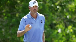 Kuchar builds upon lead at Mayakoba Golf Classic