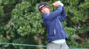 Howell III takes lead in tough conditions at The RSM Classic