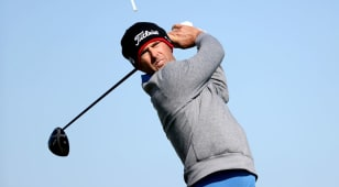 Howell III holds 36-hole lead at The RSM Classic