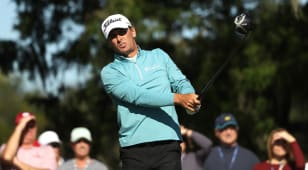 Howell III takes 1-shot lead into Sunday at The RSM Classic