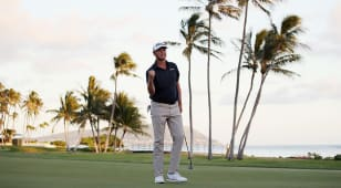 Confidence Factor: Sony Open in Hawaii