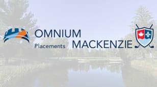 Golf Québec sera l'hôte de l'Omnium Placements Mackenzie