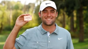 Scheffler 'never wanted to stop playing' en route to the PGA TOUR