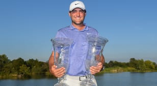 Scheffler earns fully exempt PGA TOUR status