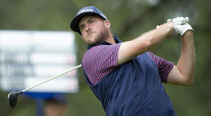 Pendrith matches own course record, leads Mackenzie Investments Open by five