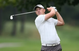 McCardle in three-way tie for the lead at Canada Life Championship