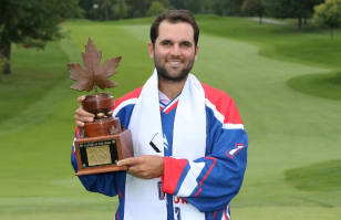 Barjon wins Order of Merit and Player of the Year Award