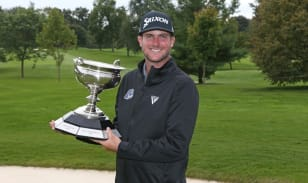 Taylor Pendrith wins Canada Life Canadian Player of the Year