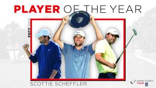 Scheffler named 2019 Korn Ferry Tour Player of the Year