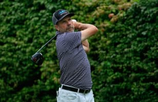 Barron leads after opening round of SAS Championship
