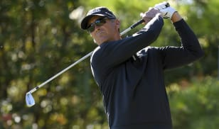 Tolles leads Dominion Energy Charity Classic
