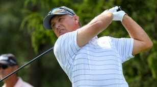 Parel, Tolles share lead at Dominion Energy Charity Classic