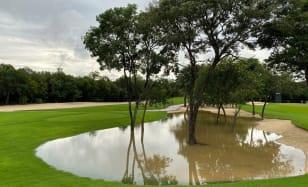 PGA 투어 마야코바 클래식 1R, 비로 하루 연기