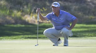 Parel, Barron share first-round lead at Chubb Classic