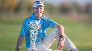 Quigley wins Morocco Champions in second PGA TOUR Champions start