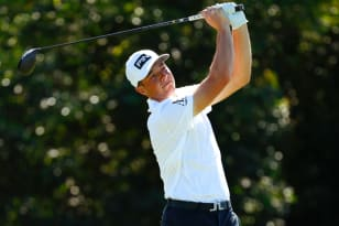 Hovland shoots 64 to take Puerto Rico Open lead