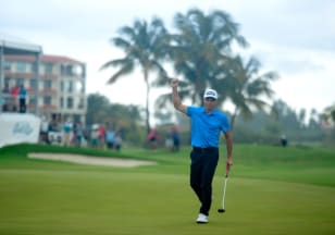 Hovland wins Puerto Rico Open for first PGA TOUR victory