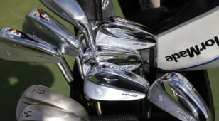 The inside story on Vijay Singh's unique Mizuno irons at The Honda Classic