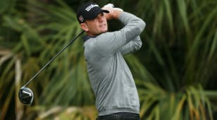 Steele leads by one at The Honda Classic