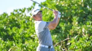 Zhang, Smalley take second-round lead at Mackenzie Tour Qualifying Tournament