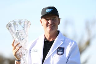 Els wins Hoag Classic for first PGA TOUR Champions title